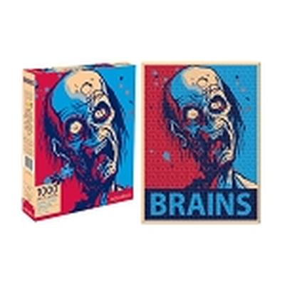 Click to get Zombie Brains Puzzle