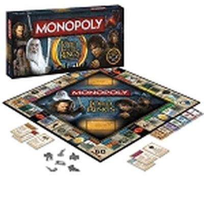 Click to get Lords of the Rings Monopoly