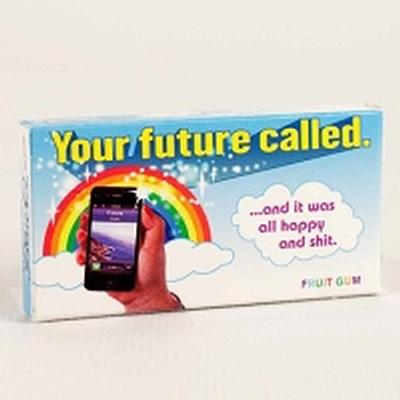 Click to get Your Future Called Gum