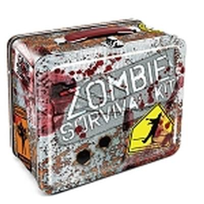 Click to get Zombie  Survival Lunch Box