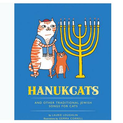 Click to get Hanukcats  Hanukkah Songs for Cats