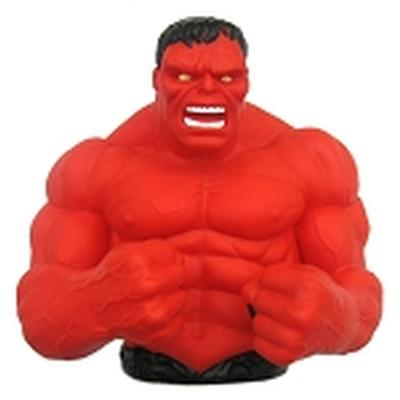 Click to get Red Hulk Bust Bank