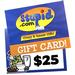 Cyber FUN-Day $25 Gift Card!