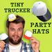 Tiny Trucker Party hats